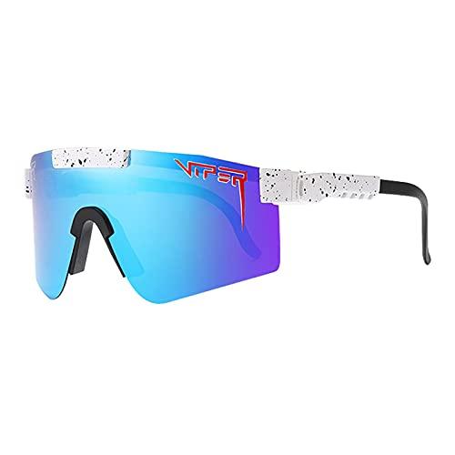 Gafas de sol polarizadas para hombre y mujer, gafas de deporte al aire libre, gafas de sol para correr, pesca, golf, escalada, vacaciones
