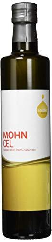 Fandler Mohnöl, 1er Pack (1 x 500 ml)