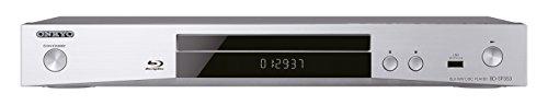 Onkyo BD-SP353(S) Blu-ray Disc-Player für Wiedergabe von Blueray, DVD und Audio-CDs, Surround Klang durch Dolby TrueHD, DTS-HD, hochauflösende Videosignale in 1080p, HDMI/USB Anschluss, Silber