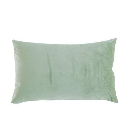 XForeLYz - Funda de almohada para sofá, decoración del hogar, funda sólida, C7# Verde oliva, 30X50CM