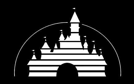 LLI Disney Castle 2 | Decal Vinyl Sticker | Cars Trucks Vans Walls Laptop | White | 4.8 x 3.1 in | LLI1053