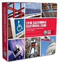 2016 California Electrical Code, Title 24 Part 3