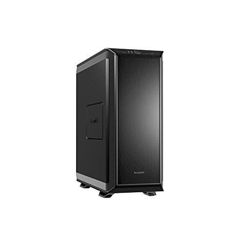be quiet! Dark Base 900 ATX Highend PC Gehäuse Aluminium schwarz