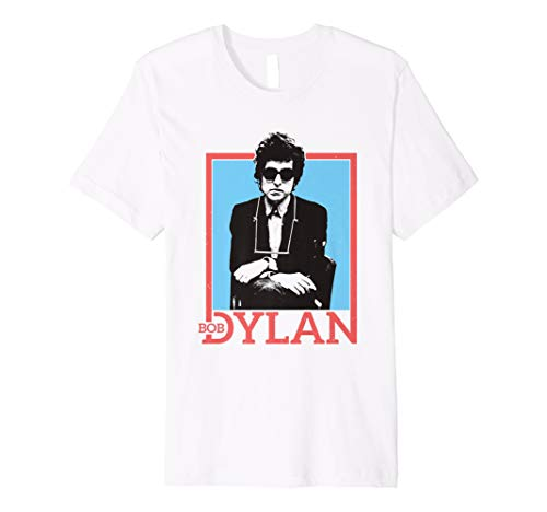 Bob Dylan Outline Tee Officially Licensed