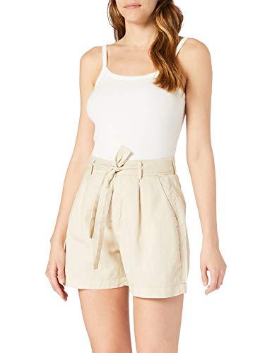 edc by ESPRIT Damen 041CC1C311 Shorts, 270/BEIGE, 40