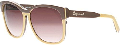 DSQUARED2 D Squared Gafas de Sol DQ009560 (60 mm) Beige/Marrón
