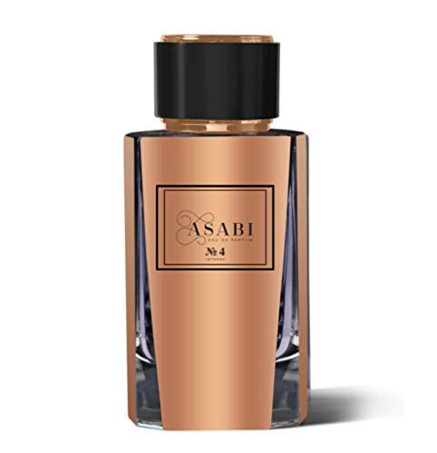 Asabi No.4 Eau de Parfum Intense Spray 100ml Unisex für Herren und Damen