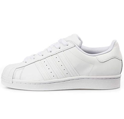 adidas Originals Superstar -  Zapatillas para Correr,  Blanco Off White,  37 1/3 EU