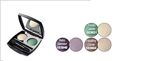 AVON True Colour Lidschatten Duo Farbe Retro Glamour