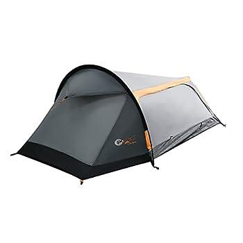 APUS Portail 2?2Personnes Tente Tunnel Tente de, Trekking, avec Grande entrée, 1250g, 2000mm