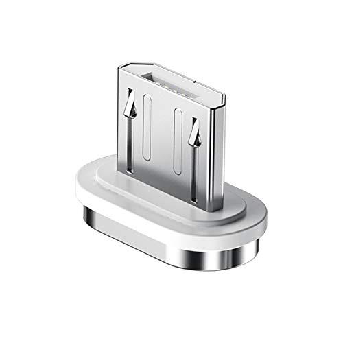 GBHD Cable de extensión USB 3a Micro Micro Micro USB Tipo C Imán Cable de Carga rápida Cable de Cargador de teléfono móvil para iPhone 12 11 Pro XS MAX 7 8 XIAOMI Huawei Cables de teléfono Celular