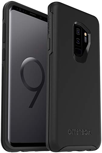 OtterBox Symmetry Series Slim Case for Samsung Galaxy S9 PLUS - Non-Retail Packaging - Black