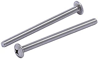 "RH 1//4/""-20 x 2 1//2/"" Length Pkg of 20 Pcs 18-8 Stainless Steel Threaded Studs"