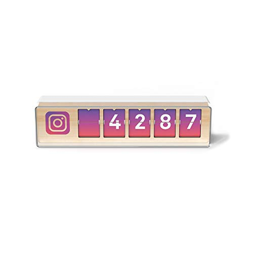 Instagram Counter