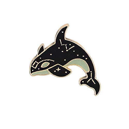 KANKOO Pin Badges Cute Pin Badges Vintage Brooches Brooches for Women Under 3 Pounds Brooches for Women Pins for Bags Brooch Enamel Pins Badge Animal Brooch d