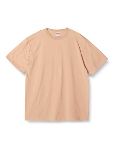 [ユナイテッドアスレ] フィットネス シャツ 500101 コーラルベージュ 日本 M (日本サイズM相当)