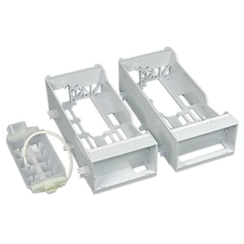 Liebherr 9590335 ORIGINAL Eiswürfelschale Eiswürfelbereiter Eiswürfel Einsatz SET Nr-Satz Var. 3 Kühlschrank Gefrierschrank