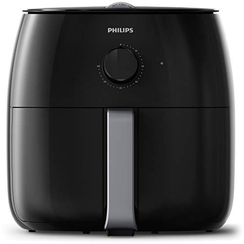 PHILIPS Avance Collection XXL Airfryer, 3 lb, Black