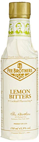 Fee Brother Lemon Bitters 45,9{1d5852a8c2408d518ef12cde3a36eb2dbe65fcb8eaa54f7280af6b637e267516} - 150 ml