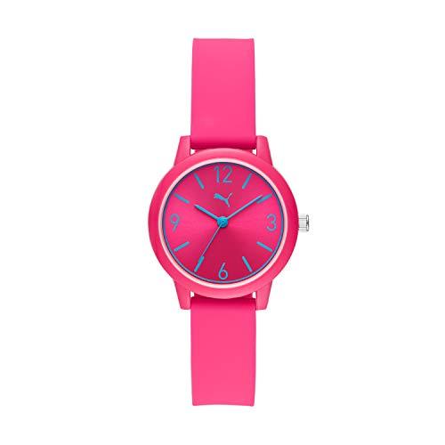 Puma P6002 - Reloj de cuarzo de silicona para mujer