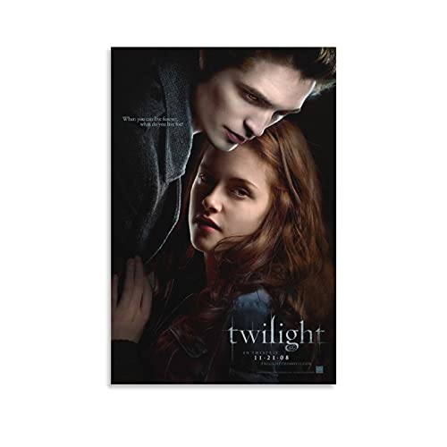 Twilight TV Wall Decor Art Movie Poster Will Ferrell Canvas Graphic Posters for Bedroom Aesthetic Canvas Art Poster and Wall Art Picture Print Modern Family bedroom Decor Posters 08×12inch(20×30cm)