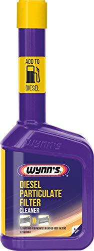 Wynn s Regenerador limpiador del filtro de partículas diésel (dpf) 325ml