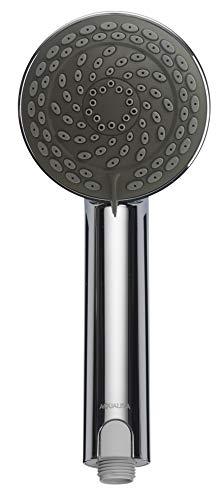 Aqualisa Harmony Elektrische 4 Spray 105mm Chroom Handset Douchekop Modern 901506