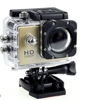 BOBLOV Mini Telecamera Fotocamera Sportiva Immersione Full HD Helmet Sport DV Action Camera Wifi 30M Impermeabile Diving Pro 1080P Videocamera Casco Bici Car Cam Dvr