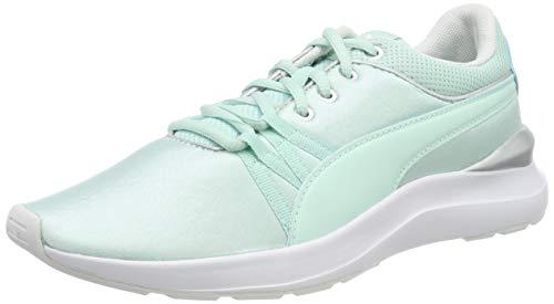 Puma Damen Adela Sneaker, Blau (Fair Aqua-Fair Aqua 04), 39 EU