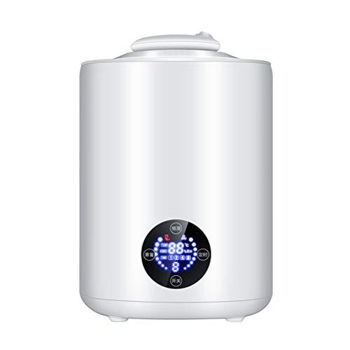 Parkomm Humidificador ultrasónico humidificador de habitación humidificador desinfectante ultrasónico 3L humidificador de Agua ácido clorhídrico desinfectante atomizador