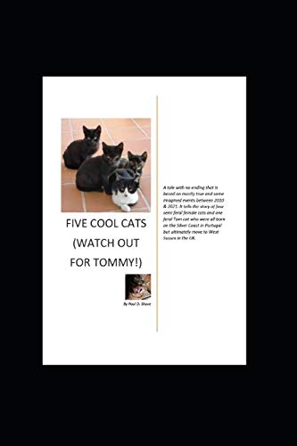 Five Cool Cats (Watch Out for Tommy)
