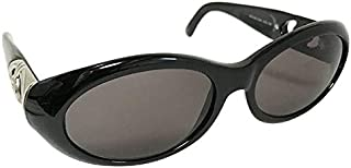 FENDI(フェンディ) サングラス ブラック 黒 スモークレンズ シルバー金具 MOD.SL7526 FENDI FF メガネ めがね 眼鏡 アイウェア 【中古】 [並行輸入品]