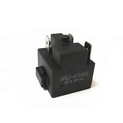 Sheawa PTC Starter Kompressor Relais QPE2-A15MD3 Kühl-/Gefrierschrank