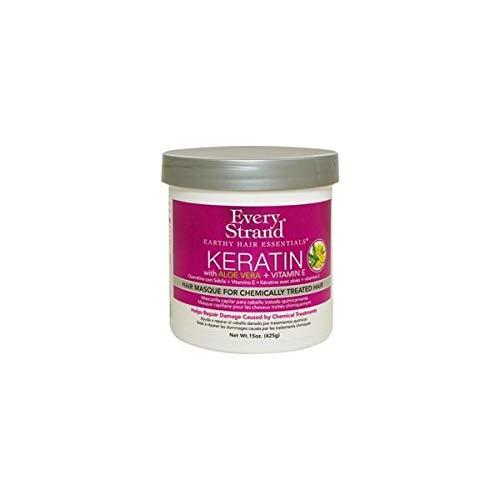 Every Strand Keratin&Aloe Vera Hair Maque Ar22 008158 15oz