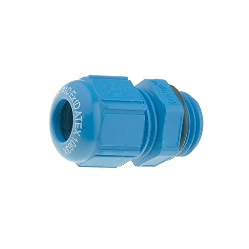 54115410 Cable gland M16 IP68 Mat: polyamide blue Conform to: ATEX Ex LAPP KABEL