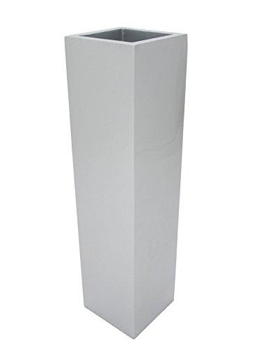 LEICHTSIN BOX-120, argento, lucido