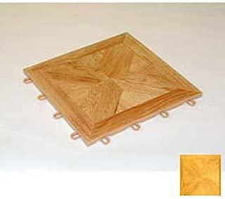 Mateflex Tileflex Indoor Modular Flooring Tile 572304 Light Parquet