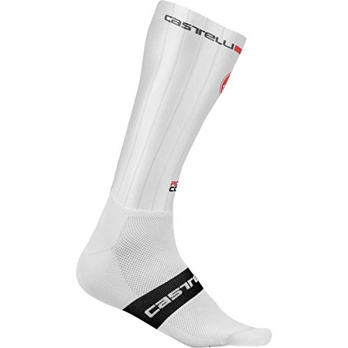 Castelli Herren Fast Feet Socken Fahrradsocken