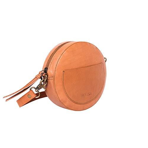 NOOSA-Amsterdam ORIGINAL Shoulderbag LTD. CIRCLE midbrown
