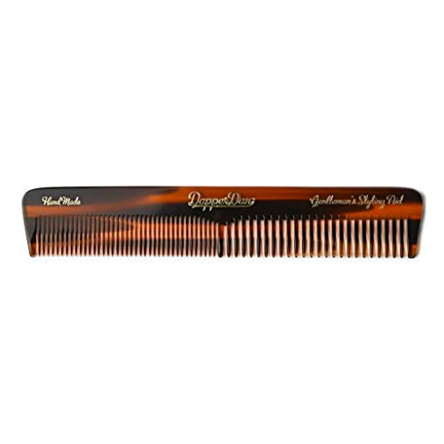 かび臭い説教引退したDapper Dan Hand Made Pocket Comb [並行輸入品]