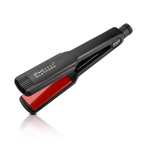 FHI Electricos, Plancha para el pelo (45 mm) - 1 unidad, negro