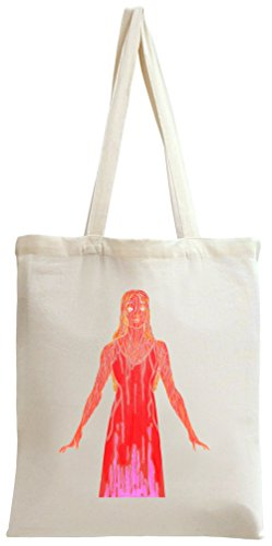 Stephen kings carrie poster version Tote Bag