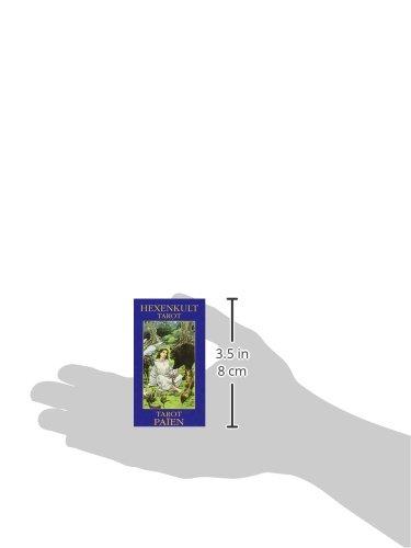 Pagan Tarot Mini (English and Spanish Edition)