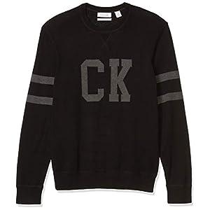 Calvin Klein Men's Supima Cotton Crewneck Sweater
