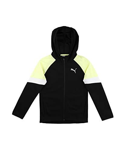 Puma Active Sports Full-Zip Hoo - puma black