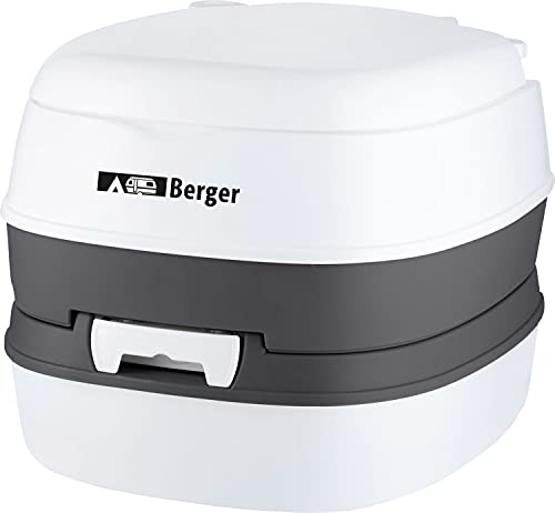 Berger © WC Mobiles Comfort Toilettes de Camping...