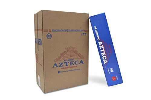 Caja 45 X 45  marca Aluminio Azteca