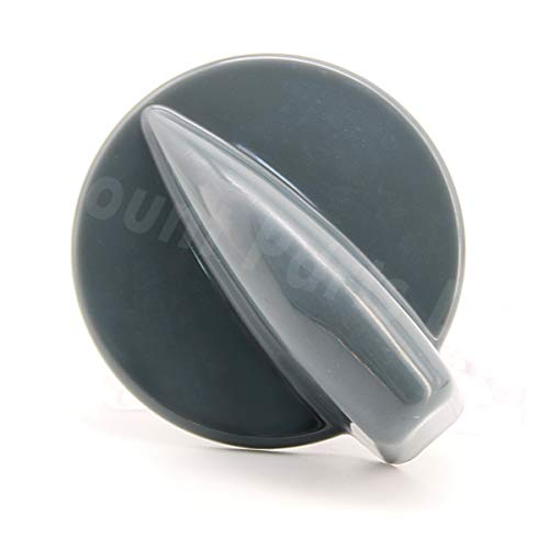 8182050 Control Knob Duet Washer Dryer Replacement for Whirlpool Kenmore - Replaces WP8182050 3980094 46197020742