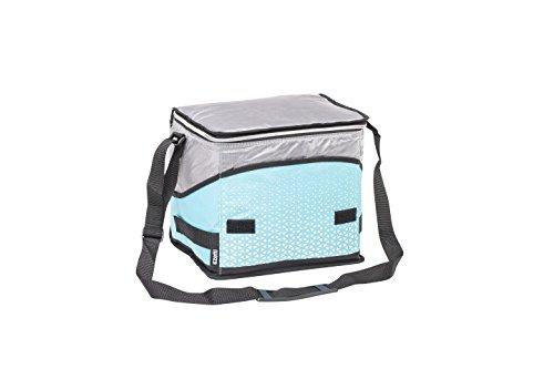 EZetil Kühltasche Extreme 16l, für die Kühlung von Speisen und Getränken bei Outdooraktivitäten, faltbar und leicht verstaubar