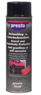 Preisvergleich Produktbild Steinschlag-Unterbodenschutz überlackierbar,  schwarz,  500 ml Spraydose